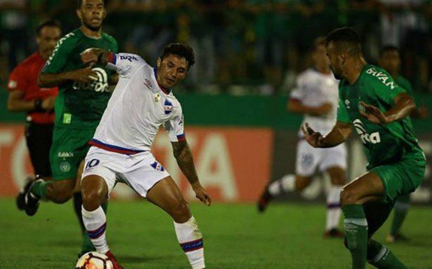 Nacional pide disculpas al Chapecoense por burlas de aficionados