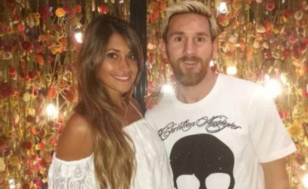 La boda del año en Argentina: ya listos Messi y Roccuzzo