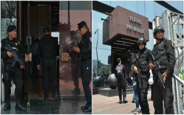 Detienen a cinco implicados en asalto al periódico La Razón