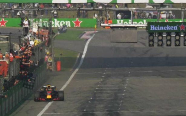 Ricciardo rompió con la hegemonía Mercedes – Ferrari