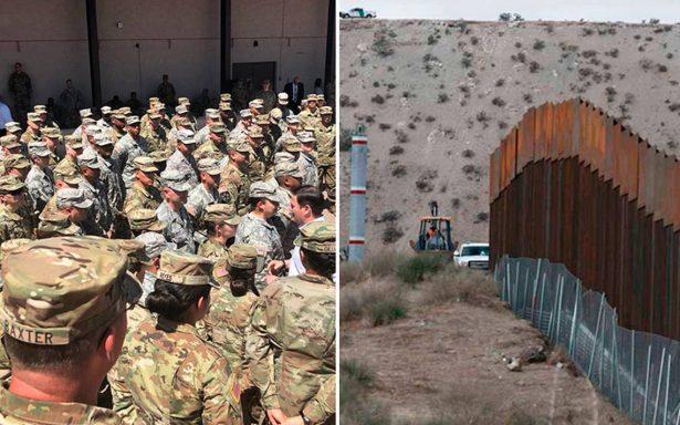 Cambios en la frontera: Arizona inicia despliegue de 225 militares y Nuevo México reemplaza valla