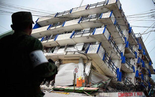 Van 928 réplicas del sismo de 8.2 grados del jueves: Sismológico