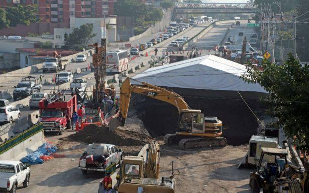 Negligencia y corrupción, factores de socavón del Paso Exprés; Impunidad Cero exige sanciones a responsables