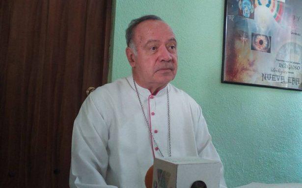 Arzobispo de Acapulco respalda reunión de su homólogo con narcos