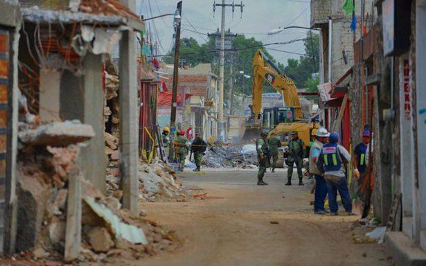 Piden transparencia en reconstrucción de viviendas dañadas