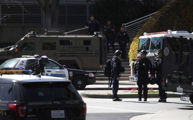 Autoridades descartan que ataque a YouTube sea acto de terrorismo