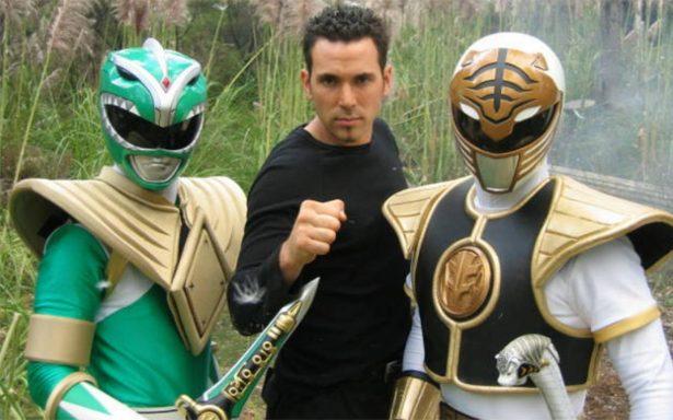 Legendario 'Power Ranger' llega a México para La Mole Comic Con