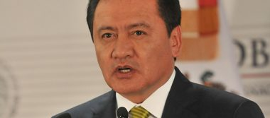 En reunión con secretarios de EU no se habló sobre el muro: Osorio Chong