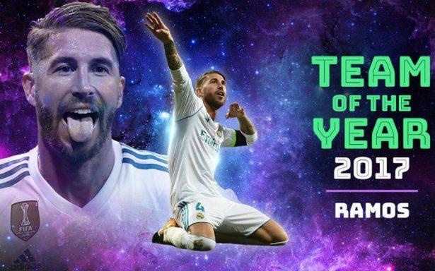 Real Madrid domina el Equipo del Año de la UEFA