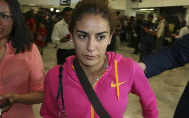 Paola Espinosa es víctima de la delincuencia, denuncia robo a su fundación