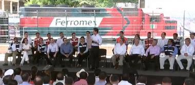 Culminaré mi sexenio con más del 95% de promesas cumplidas: Peña Nieto