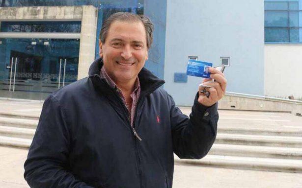 Con derechos partidistas de regreso, Reynoso Femat va por el Senado