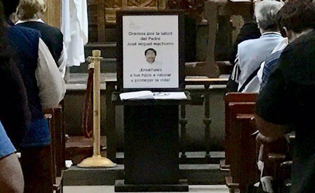 Se teme desenlace fatal para sacerdote acuchillado en Catedral Metropolitana