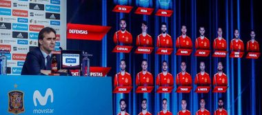 España define su lista para el Mundial; Morata queda fuera