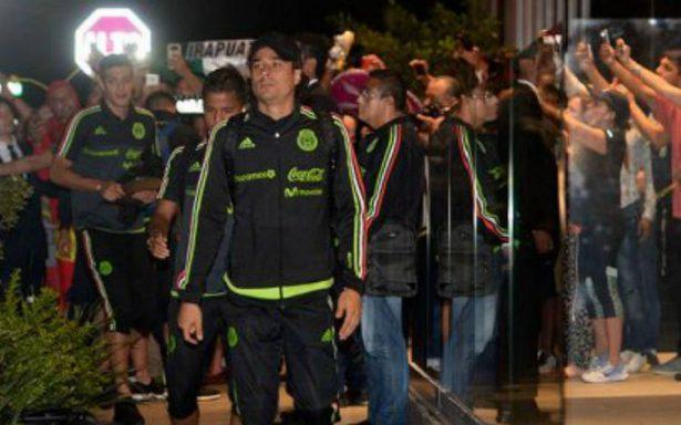 México ya está en Costa Rica para continuar con el Hexagonal