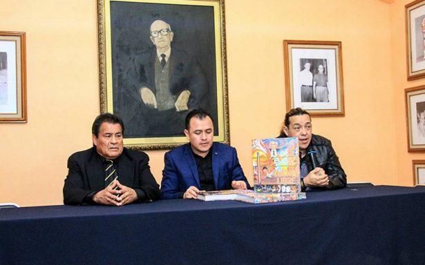 """La Arena Coliseo presentó el libro """"85 Años de Lucha Libre"""""""