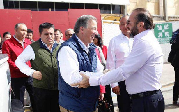 Mas que de César Duarte, soy amigo de Chihuahua: Meade