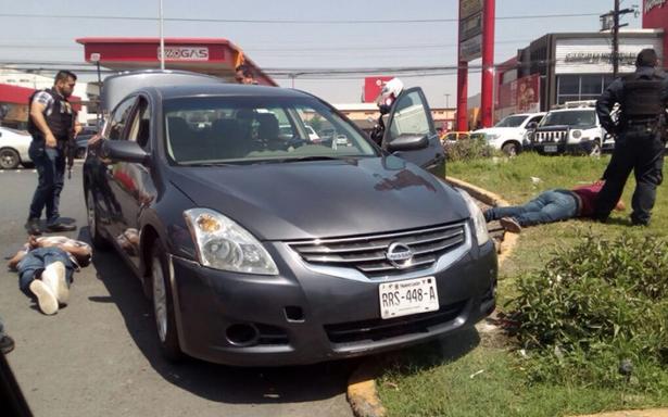 Reportan balacera y persecusión en Guadalupe, Nuevo León