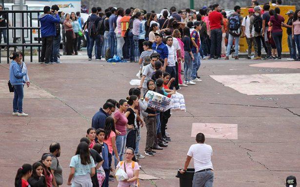 Despojan a la UNAM de centro de acopio en CU; está en manos de desconocidos
