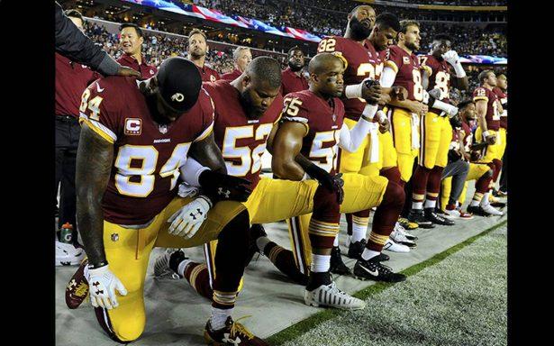 NFL declara la guerra a Trump; se muestran ausentes en himno nacional
