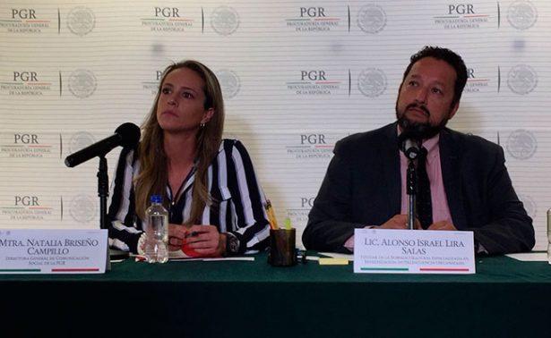 Detención de Borge, gracias a proceso coordinado México-Panamá, destaca PGR