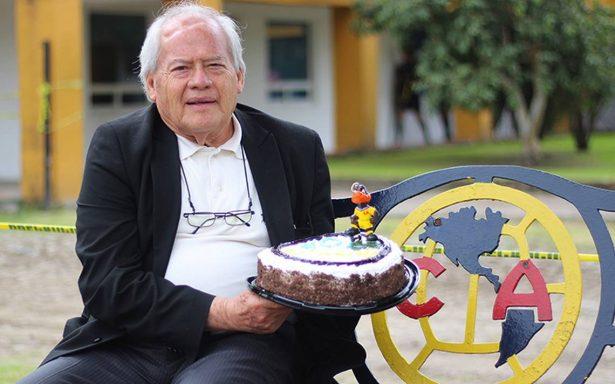 En el aniversario azulcrema, América celebra con su gente