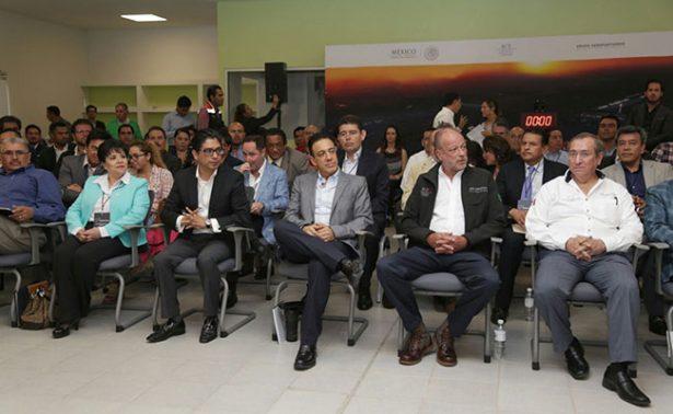 Empresarios hidalguenses se reúnen con el grupo aeroportuario de la CDMX
