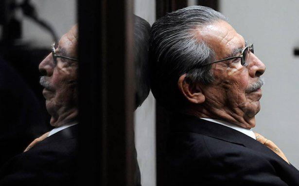 Muere Efraín Ríos Montt, uno de los dictadores más sanguinarios de América Latina