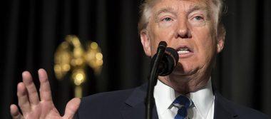 Trump irá este martes al Congreso de EU para hablar sobre construcción del muro