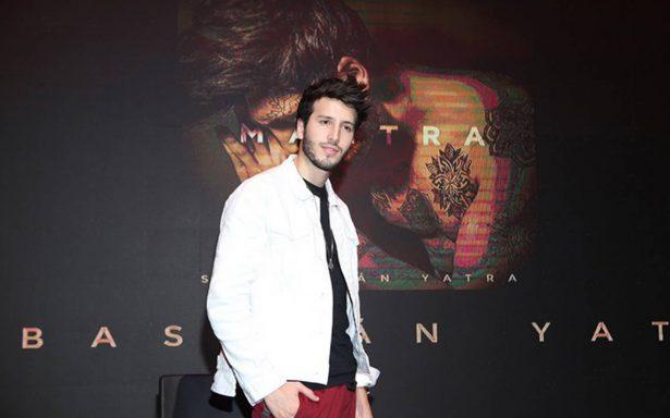 """Sebastián Yatra lanza """"Mantra"""", su primer álbum de estudio"""