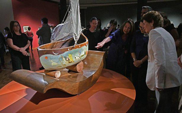 Obras de Leonora Carrington invaden el Museo de Arte Moderno de la CDMX