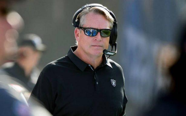 Sin avanzar a playoffs, Raiders despide al entrenador Jack del Río