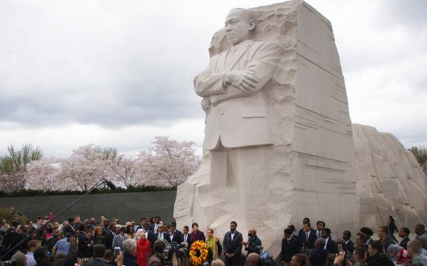 Trump acusado de liberar palabras ultraderechistas al recordar a Luther King