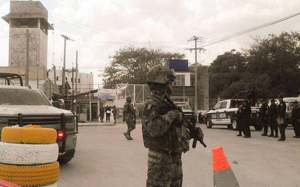 Motín en cárcel de Playa de Carmen deja 4 heridos