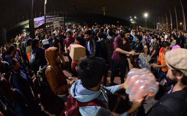UNAM continuará convocatoria de brigadas
