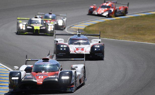 Toyota sigue fuerte luego de participar en Le Mans