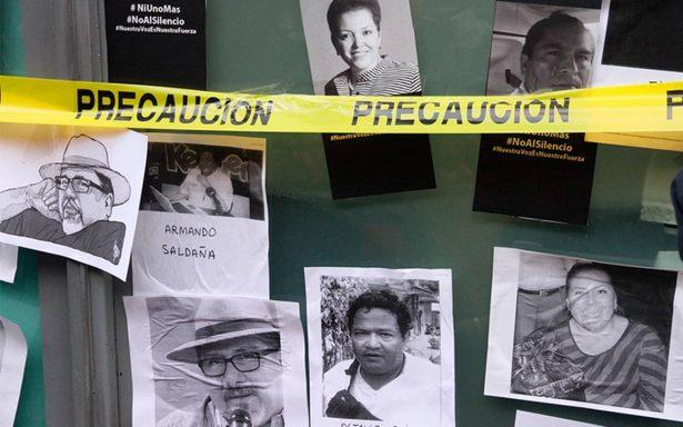 La corrupción incrementa violencia contra los periodistas