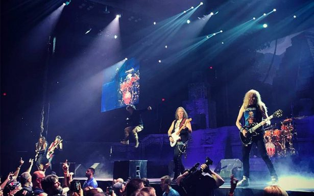"Iron Maiden lanzará en noviembre ""The book of souls Live chapter"""