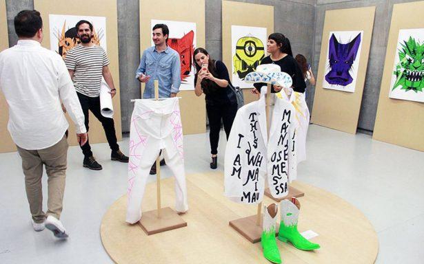 Abre el show creativo en Monterrey, Nuevo León