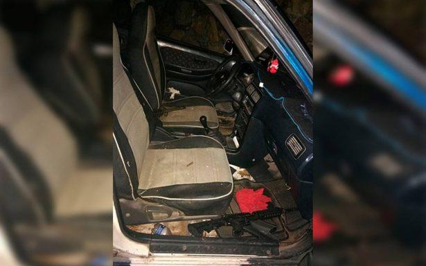 Enfrentamiento deja un muerto y un herido en Guerrero