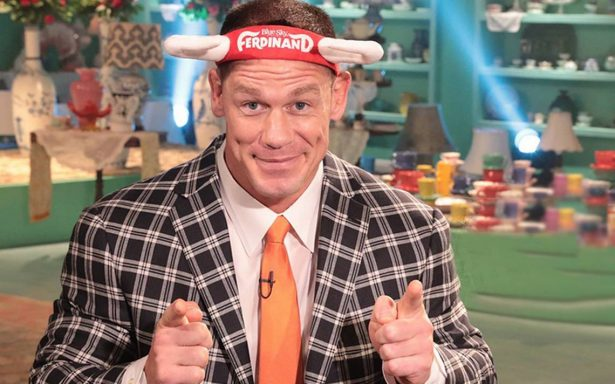 John Cena volverá a ser niño: conducirá los Nickelodeon Kids' Choice Awards