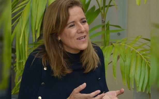 Margarita Zavala asegura que no va a declinar a favor de Meade