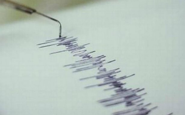 Registran sismo de magnitud 2.5 en Ciudad de México