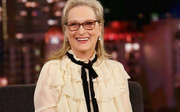 Meryl Streep presenta solicitud para convertir su nombre en marca registrada