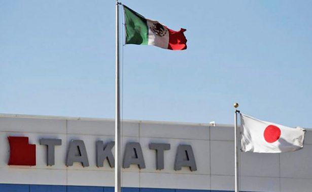 Se salvan 18 mil empleos en Coahuila tras quiebra de la japonesa Takata