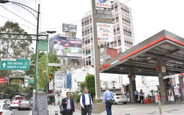 Abasto de gasolinas en riesgo por incremento de asaltos: Canacar