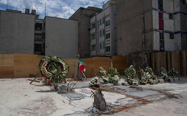 PGJ investigará si en 40 edificios colapsados en la CDMX hubo fraude