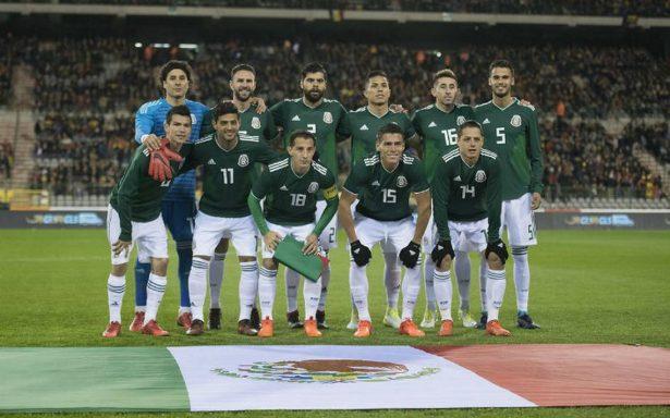 El Tricolor se estanca en el ranking de la FIFA