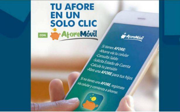 Afore Móvil, la app que te ayuda a horra para tu retiro