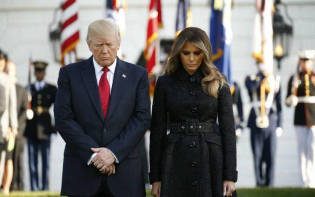 Trump conmemora el 16 aniversario de los atentados terroristas del 11-S
